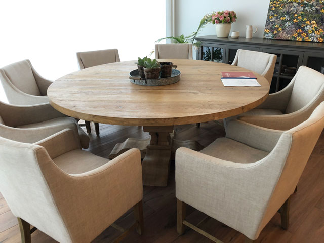 Custom Millwork - Custom Woodwork - Table
